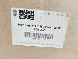 MARCH MFG. MODEL 851 DUAL END PUMP image 3