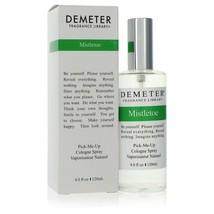Demeter Mistletoe Cologne Spray (unisex) 4 Oz For Men  - $35.68