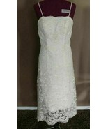 Alfred Angelo Wedding Dress Style 1774NT Size 8 with Veil BEAUTIFUL!! - $454.95