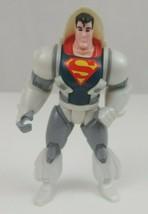 1996 Kenner DC Comics The Animated Superman Neutron Star Superman Figure - $3.55