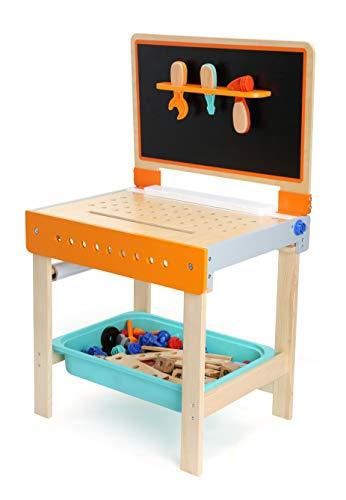 Jvw Home Free Interior Design Free Pillows: Small Foot Company Wooden 2 In 1 Workbench With Drawing