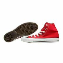 [M9621] Men's Converse All Star Hi Red Size 3 - $40.00