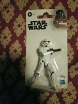 "Disney Star Wars Hasbro 4"" Stormtrooper Toy Figure with Bowcaster BRAND NEW - $15.99"