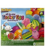 DUDLEY'S* 198pc ALL-IN-ONE Easter Egg DECORATING KIT Food Safe Dye Table... - $4.96