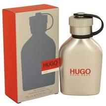 Hugo Iced by Hugo Boss Eau De Toilette Spray 2.5 oz (Men) - $33.23