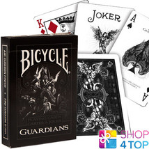 Bicycle Guardians Playing Cards Deck By Theory 11 Magic Tricks Uspcc Sealed Usa - $7.35