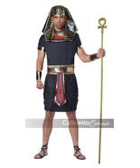 California Costumes Men's 4pc Deluxe Pharaoh Egyptian King Black Tunic C... - $33.95