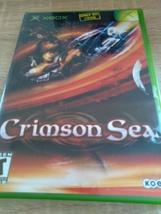 MicroSoft XBox Crimon Sea - COMPLETE image 1