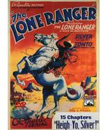 Lone Ranger - 15 Chapter Serial - $14.83