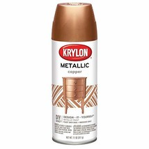 General Purpose Spray Paint Metallic Copper 12oz