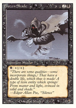 Magic: The Gathering 3rd Edition - Frozen Shade - $0.25