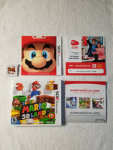 Super Mario 3D Land (Nintendo 3DS 2011) CIB w/ Manual & Inserts Tested N... - $30.00