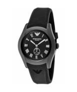 Emporio Armani Women's AR1432 Black Ceramic Watch - $116.91