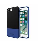 NEW Jack Spade Case for Apple iPhone 7/8 Plus  Blue/Fulton Black - $8.79