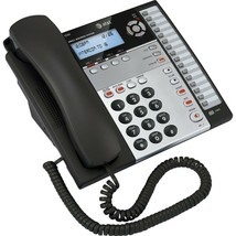 ATT1040 4-Line basic expandable corded speaker phone by AT&T - $100.50