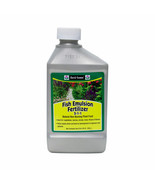Fish Emulsion Fertilizer 5-1-1 (16 oz) Use On House Plants Fruits Vegeta... - $16.99