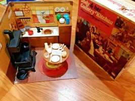 Vintage 1975 Jody's Country Kitchen By Ideal - $69.29
