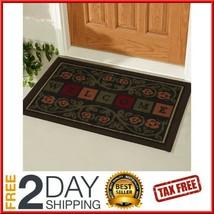 Outdoor Indoor Floor Mat Entrance Home Doormat Welcome Non Slip Rug Fron... - $14.80