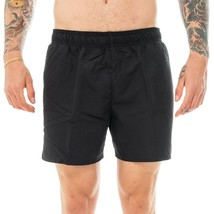 Boxer Costumi Bagno Pantaloncini da S M L XL 2XL 3XL 4XL 5XL 6XL Nero Grigio