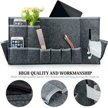 Bedside Storage Caddy Hanging Bag Cabinet Organizer Pocket Book Holder H... - $78.40