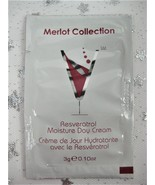 Merlot Collection Vine-Vera Resveratrol Moisture Day Skin Cream - .10 Oz... - $3.75