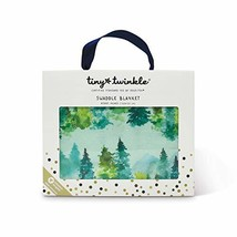 Tiny Twinkle Swaddle Blanket (Pack of 1, Forest)