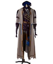 OW Ana Armor Cosplay Costume New Woman Hero Battle Suit Halloween Uniform - $148.00