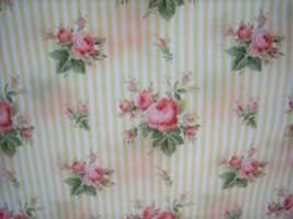2 Standard Pillow Cover Sham New Ralph Lauren SOPHIE BROOKE YELLOW FLORA... - $74.99
