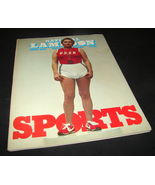 April 1976 NATIONAL LAMPOON Magazine VG Sports Issue Humor Russian Olympian - $19.99