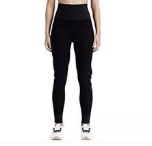 Nike Lab X Jfs Tissé Pantalon Entraînement XS Noir Bleu 747387 Serré Leggings - $35.99