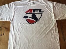 Official AFL League T-Shirt XL New No Tags nfl football - $18.99