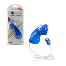 PDP Rock Candy Wii U Nunchuck Blue for Nintendo Wii / Wii U System Remote - $14.65