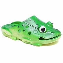 Kemosen Children Slippers Frog Kids Comfortable Sandals Ultra-Soft Carto... - $12.67
