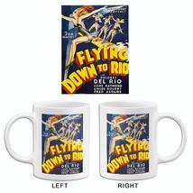 Flying Down To Rio - 1933 - Movie Poster Mug - $23.99+