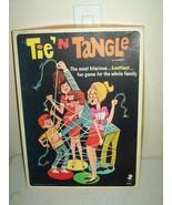 HASBRO TIE 'N TANGLE FAMILY GAME - #2700 - $20.78