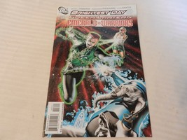 Brightest Day Green Lantern Emerald Warriors DC Comics #3 December 2010 - $7.42