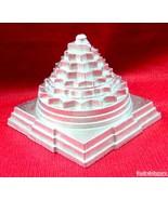Shri Yantra / Meru Shree Yantra - Made in Pure Parad / Mercury - 2 inch ... - $170.00