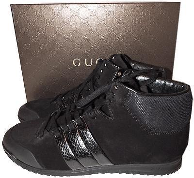 fe42b1bd5d8  660 Gucci Black High Top Phantom Sneakers and 50 similar items. 2888