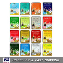 [ Malie ] Korean Facial Sheet Mask, Ultra Hydrating (16 kinds) + Free Gi... - $12.67