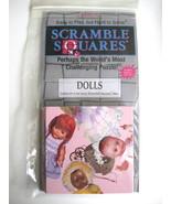 Scramble Squares Puzzle - Dolls - $10.00