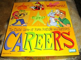 Careers Board Game PB 2003-Complete - $25.00