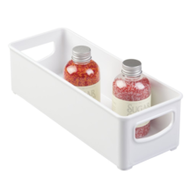 mDesign Home Kitchen Organizer Bin for Pantry, ... - $17.78