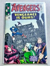 The Avengers #20 Silver Age Collectible Comic Book Marvel Comics! - $35.99