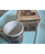 Mug Coffee Tea Antiques Revelations Rue De Fleurs Browns New In Box - $7.92