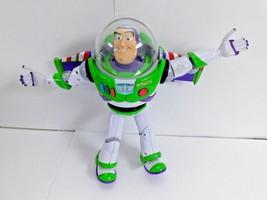 Buzz Lightyear Thinkaway Toys Interactive Buddies Toy Story Green Lights... - $12.19