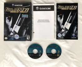☆ GoldenEye Rogue Agent (Nintendo GameCube 2004) COMPLETE in Box Works ☆ - $14.42