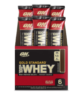 Optimum Nutrition Gold Standard 100% Whey Protein Powder Individual Stic... - $20.30