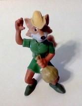 Disney Robin Hood Fox McDonald's Masterpiece Collection Figure 1995 - $6.80