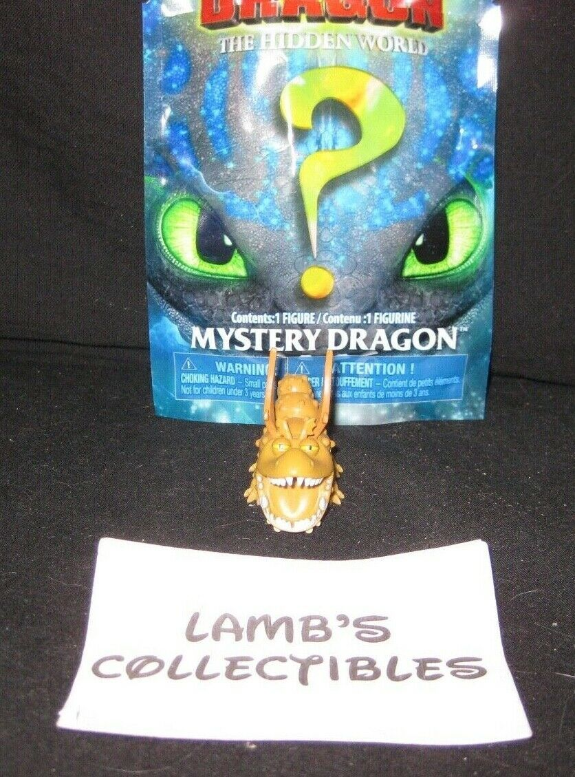 Primary image for Dreamworks How to train your dragon Meatlug series 2 blind bag mystery dragon
