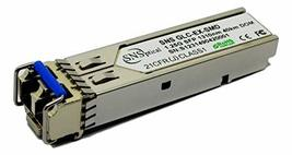 SnS E1MG-LHA Compatible with Foundry E1MG-LHA 1.06G//1.25G SFP 80km SMF Transceiver Module
